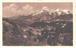 FR66 MONT LOUIS - Capponi - Glacée - La Citadelle Et La Chaine Des Pyrénées - Belle - Autres Communes