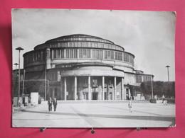 Pologne - Wroclaw - Hala Ludowa - Salle Du Peuple - Joli Timbre - Scans Recto-verso - Pologne