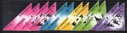 CI1061 - SAINT VINCENT 1975, Serie Yvert N. 424/435   ***  Natale Chrisrmas - St.Vincent (1979-...)