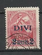 LETTLAND Latvia 1921 Michel 64 O - Lettonie