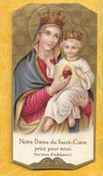 Notre Dame Du Sacré-Coeur, Priez Pour Nous. ( 300 Jours D'indulgence) - Devotion Images