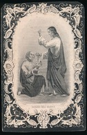 PASTOOR CAESKERKE  BENEDICTUS WEENS - POPERINGE 1833  CAESKERKE 1860  2 SCANS - Décès