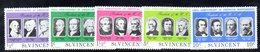 CI1062 - SAINT VINCENT 1975, Serie Yvert N. 414/423   *** - St.Vincent (1979-...)