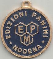 Modena, Edizioni Panini, Club Figurine, Mist. Smaltata, Cm. 3,2. - Italia