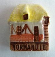 FEVE - FEVE MOULIN A HUILE 1994 LES MAISONS DE FRANCE NORMANDIE MH (2) - Région