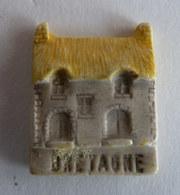 FEVE - FEVE MOULIN A HUILE 1994 LES MAISONS DE FRANCE BRETAGNE MH (2) - Région