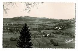 Ville En Sallaz - Vue Générale - Circulé 1958 - Other Municipalities