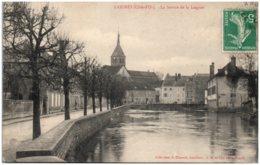 21 LAIGNES - La Source De La Laignes - Autres Communes
