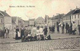 Belgium Gavere De Markt Le Marché - Gavere