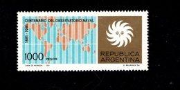 771998261 1981 SCOTT 1314 POSTFRIS  MINT NEVER HINGED EINWANDFREI  (XX) - NAVAL OBSERVATORY CENTENARY - Neufs