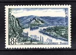 FRANCE 1954 -  Y.T. N° 977 - NEUF** /2 - Francia
