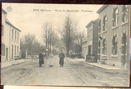 Cpa Mouland - Fourons - Voeren
