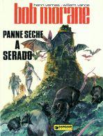 Bob Morane T 21  L'œil Du Samouraï.  EO BE  DARGAUD  09/1975 Vernes Vance  (BI1) - Bob Morane