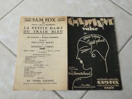 Charmaine (Valse)-(Paroles Louis Lemarchand)-(Musique Erno Rapée é Lew Pollack) Partition 1927 - Liederbücher