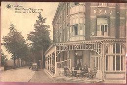 Cpa Lanklaer  Hotel  1932 - Dilsen-Stokkem
