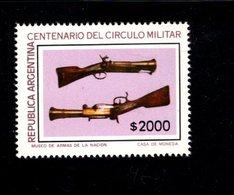 772004246 1981 SCOTT 1309 1310 POSTFRIS  MINT NEVER HINGED EINWANDFREI  (XX) - MILITARY CLUB CENTENARY - Neufs