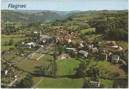 12. Gf. FLAGNAC. Vue Générale Du Bourg - Otros Municipios