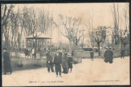 19 -- Brive --  Le Jardin Public - Brive La Gaillarde