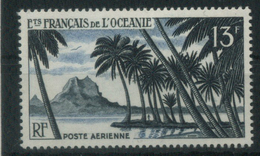 1942 Oceania, Vue, Serie Completa Nuova (*) Linguellata - Oceania (1892-1958)