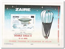 Zaïre 1985, Postfris MNH, Hot Air Balloon - 1980-89: Ongebruikt