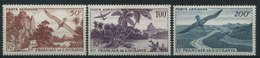 1942 Oceania, Posta Aerea, Serie Completa Nuova (*) Linguellata - Oceania (1892-1958)