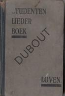 LEUVEN Kerlinga Liederboek Voor Studenten 1930? (N517) - Livres, BD, Revues