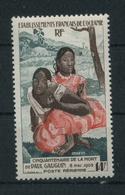 1942 Oceania, Posta Aerea Gauguin  , Serie Completa Nuova (*) Linguellata - Oceania (1892-1958)