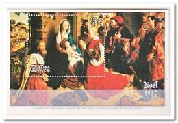 Zaïre 1982, Postfris MNH, Christmas - 1980-89: Ongebruikt