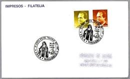Matasellos Exposicio Filatelica DIJOUS BO. Inca, Baleares, 1989 - 1931-Hoy: 2ª República - ... Juan Carlos I