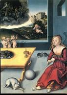 CPM - Musée D'Unterlinden à Colmar (68) - Mélancolie - Museum