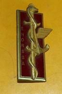 Ecole Nationale EORSSA, LIBOURNE, Sigle ENEORSSA,dos Lisse, FABRICANT DRAGO PARIS,HOMOLOGATION 3071, ETAT VOIR PHOTO  . - Services Médicaux