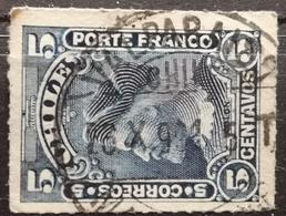 COLUMBUS-5 C- POSTMARK VALPARAISO-ERROR - CHILE - 1900 - Chile