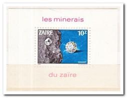 Zaïre 1983, Postfris MNH, Minerals - 1980-89: Ongebruikt