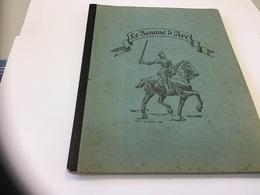 Cahier Le Jeanne D'Arc 1942 - Buvards, Protège-cahiers Illustrés