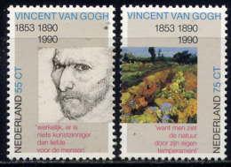 PAYS BAS - 1347/1548** - VINCENT VAN GOGH - 1980-... (Beatrix)