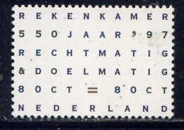 PAYS BAS - 1594** - COUR DES COMPTES - 1980-... (Beatrix)