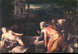 CPM - Musée Des Beaux-Arts à Nîmes (30) - Suzanne Et Les Vieillards Par Jacopo Bassano - Museum