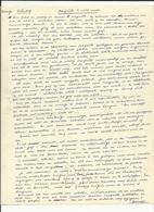 Magritte Is Niet Meer - Boontje Van L.P. Boon - Manuscripts
