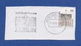 BRD MWSt - BRIEFZENTRUM 70, 100 Jahre Bauen ZÜBLIN 1998 - Architektur