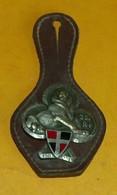 35° Régiment D'Infanterie, Dos Lisse,FABRICANT DRAGO PARIS ,HOMOLOGATION 913, ETAT VOIR PHOTO  . POUR TOUT RENSEIGNEMENT - Esercito