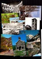 !! ANDORRE ANDORRA Très Beau Lot 10 Cartes Postales Noir & Blanc Et Couleur NEUVES  Dos Vierge  TTB !! - Andorra