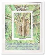 Zaïre 1990, Postfris MNH, Sites Touristiques Du Zaïre - Zaïre