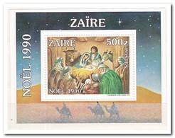 Zaïre 1991, Postfris MNH, Christmas - Zaïre