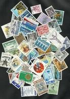ISLANDE  = UN LOT DE 52 TIMBRES POSTE DIFFERENTS - Collections, Lots & Series