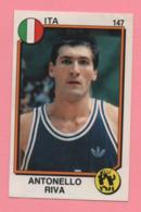 Figurina Panini 1988 N°147 - Basket, Antonello Riva - Trading Cards