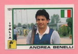 Figurina Panini 1988 N°131 - Andrea Benelli - Sport
