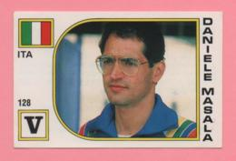 Figurina Panini 1988 N°128 - Daniele Masala - Swimming