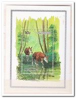 Zaïre 1984, Postfris MNH, Animals - Zaïre