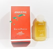 Miniatures De Parfum AMAZONE  De Hermès  EDP  7 Ml  + Boite - Miniatures Modernes (à Partir De 1961)