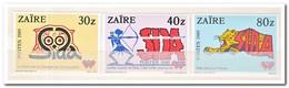 Zaïre 1990, Postfris MNH, Fight Against Aids - Zaïre